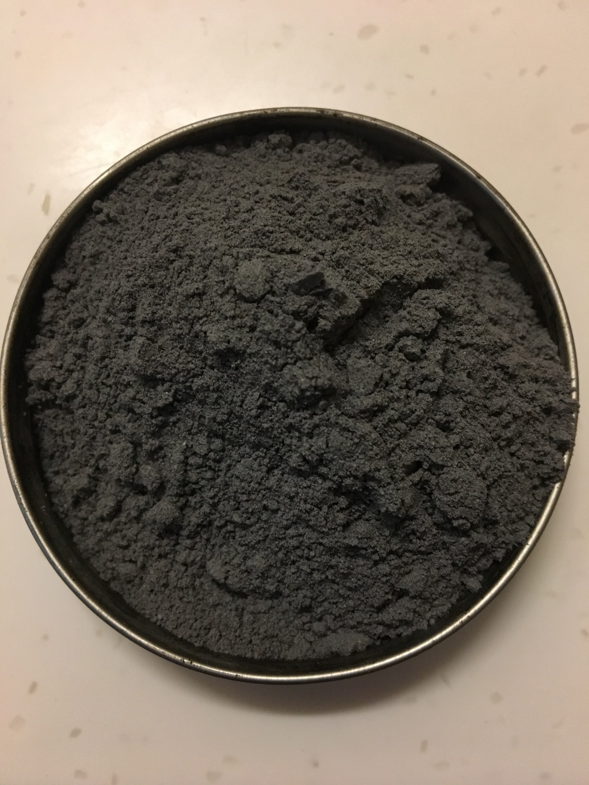 Charcoal Toothscrub (or Paste)