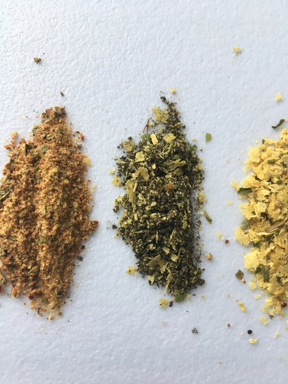 Popcorn Seasoning 3 Ways
